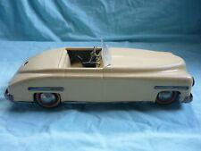 Distler Limousine Cabriolet Blechspielzeug mit Uhrwerk um 1950/60 tintoy latta