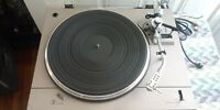 Pioneer PL-520 Full Automatic Direct Drive Turntable w/ Cover - TESTED WORKS