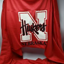 Nebraska Cornhuskers Window Valance Wide Pocket 88 in Sports Coverage