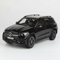 Mercedes-Benz GLE500 SUV 2019 Metal Diecast Model Car 1:18 Scale Black