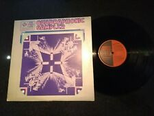 QUADRAPHONIC SAMPLER 1971 LP (PYE, TONY HATCH, BUTTON DOWN BRASS, QUAB1001)