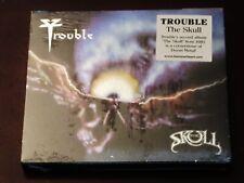 Trouble - The Skull 2020 EU Light Blue Vinyl LP 500 Copies