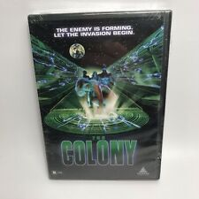 The Colony (DVD, 1998) Isabella Hofmann, Michael Weatherly Trimark - NEW SEALED