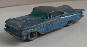 Lesney/Matchbox - No. 57 Chevrolet Impala - USED