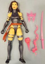 Marvel Legends Psylocke Apocalypse Hasbro 2018 X-Men 90s Jim Lee Wolverine Rogue