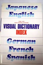 Visual dictionary index. Japanese, English, German, French, Sp...