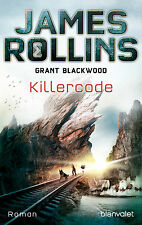 James Rollins, Grant Blackwood - Killercode: Roman (SIGMA Force - Tucker Wayne 1