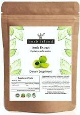 100% Natural Indian Organic  Gooseberry 10:1 Extract 100% Pure Amla Powder