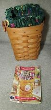 Longaberger 1998 Horizon of Hope Basket Combo Euc 10472