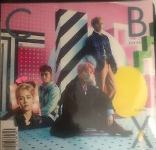 EXO-CBX MAGIC ALBUM GROUP COVER + XIUMIN PHOTOCARD