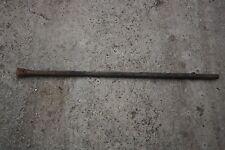 "Atlas Copco Cobra Jack Hammer Chisel V Pole Bit Drill 3/4"" Length ~82cm"
