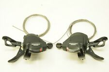 PAIR SHIMANO DEORE SL-M610 10 SPEED RAPIDFIRE SHIFT LEVER PODS DYNA-SYS 50% OFF