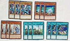 Blauäugiger weißer Drache Deck Core Playset aus 15 Karten NEU Yu-Gi-Oh!
