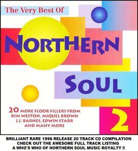 Northern Soul Best 20 Greatest Hits CD Marv Starr Weston Barnes Pennington Brown