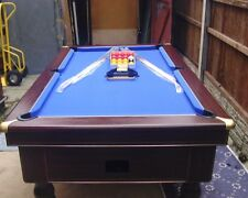 FOR SALE 6FT BY 3FT EXCEL MAYFAIR POOL TABLE IN VERY GOOD CONDITION Can Deliver