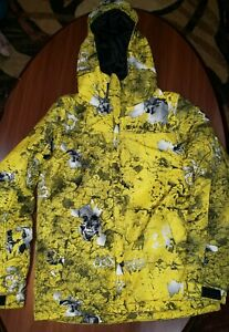NWOT 686 Mannual InfiDry Jacket Coat 10,000MM Thermal 7 Sz Youth Large