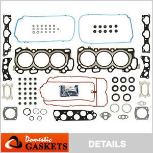 Fits 08-17 Honda Odyssey Accord Acura 3.5L Head Gasket Set J35Y1 J35Z3 J35Z2