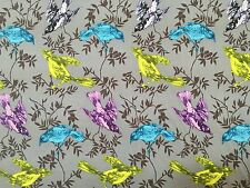 By 1/2 Yard Honor Roll Chatterbox Pewter Anna Maria Horner Free Spirit Fabric