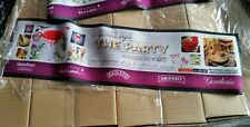 Joblot 50 x Shake up the party bar runners / mat (new) mixed branded