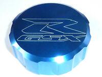 Suzuki GSXR600 GSXR750 Cilindro Maestro Freno Delantero Tapón de Rosca Tapa Blue