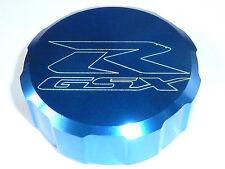 SUZUKI GSXR600 GSXR750 FRONT BRAKE MASTER CYLINDER SCREW TOP LID CAP BLUE B13F