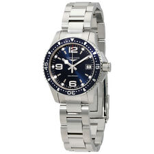 Longines HydroConquest Blue Dial Mens Stainless Steel Watch L33404966
