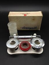 VINTAGE CAMPAGNOLO C-RECORD BOTTOM BRACKET 68-SP FRENCH THREAD NIB TRACK PISTA