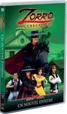 Zorro les chroniques Un nouvel ennemi volume 3 DVD NEUF SOUS BLISTER