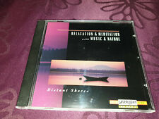 CD Relaxation & Meditation with Music & Nature / Distant Shores - Album