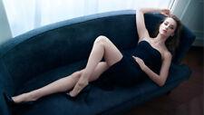 Celebrity Amber Heard Silk Poster/Wallpaper 24 X 13 inches
