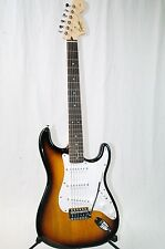 Squier by Fender Stratocaster Strat Affinity Electric Guitar -TSB BLEM *B8837