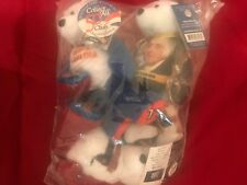 "Limited Treasure Plush State Quarter And Presidential Bears 9"" Lot"