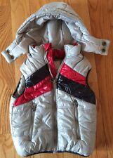 Diesel Boys Kids Children Vest With Detachable Hood Size 3. Gorgeous! Brand New.