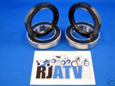 Kawasaki KXF250 Tecate 4 1987-1988 Rear Axle Wheel Carrier Bearings And Seals
