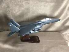 Vintage Toys and Models Corp F/A 18 Hornet 1/48 Scale Model Airplane on Stand
