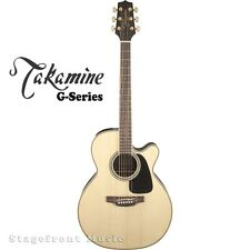 TAKAMINE GN51CENAT G50 SERIES NEX ACOUSTIC /ELECTRIC GUITAR NATURAL GLOSS  -NEW