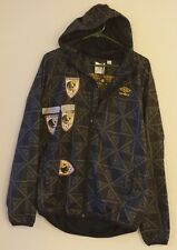 FC HARLEM Soccer Jacket UMBRO Design Prototype Coat RARE - L Large