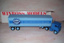 1981 St. Ives Laboratories, Inc. U.S.A. Winross Diecast Trailer Truck