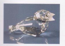 Swarovski 1992 Sparrow with frosted beak, MIB w/COA, Retired 1997, #169 685