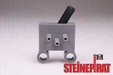 LEGO® 1x 4694cc01 **NEU** Pneumatik / Schalter / Ventil / Schlauch / dunkelgrau