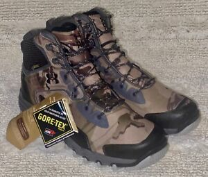 UNDER ARMOUR UA Ridge Reaper Camo Gore Tex Extreme Hunting Boots NEW Mens 8.5