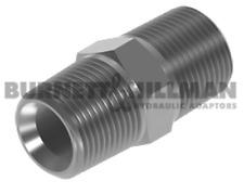 Burnett & Hillman Hidráulico Nptf 10.2cm Macho X Adaptador Macho 00710
