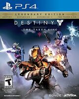 Destiny The Taken King Legendary Edition - PlayStation 4 Brand NEW Factory Seal