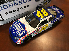 2006 Jimmie Johnson Lowes 60th Anniversary Action GM Dealers ARC car