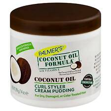 Palmer's Coconut Oil Formula With Vitamin E Curl Hair Pudding 396g