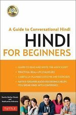 Hindi for Beginners: A Guide to Conversational Hindi (Audio Disc Included): B...
