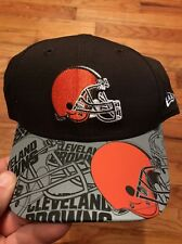 NFL New Era 9forty Boy's Cleveland Browns Hat Cap