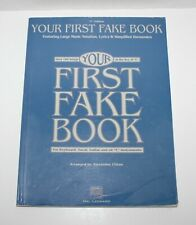 Your First Fake Book Key of 'C' Keyboard Guitar Rock Pop Country
