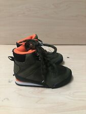 Baby Gap Toddler Boy Olive Boot Size 5