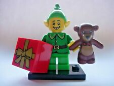 Lego 71002 Brand New & Complete #7 Holiday Elf Collectible Minifigure Series 11